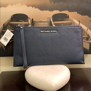 Michael Kors Large Clutch Wristlet
